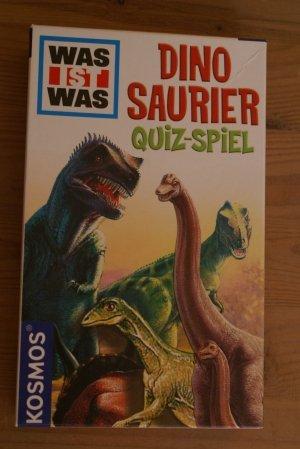Was Ist Was Dinosaurier Quiz Spiel