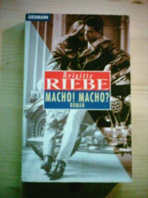 Macho, Macho