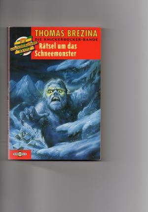 Die Knickerbocker-Bande / Rätsel um das Schneemonster (Omnibus 7)