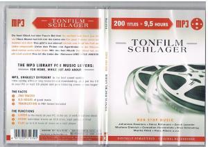 200 Tonfilmschlager im Mp3-Format auf einer CD