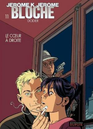 Bildtext: Jérôme K. Jérôme Bloche, tome 11 : Le Coeur à droite von DODIER, ALAIN