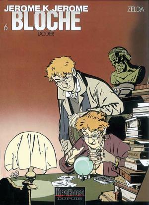 Bildtext: Jérôme K. Jérôme Bloche - tome 6 - ZELDA (French Edition) von DODIER, ALAIN
