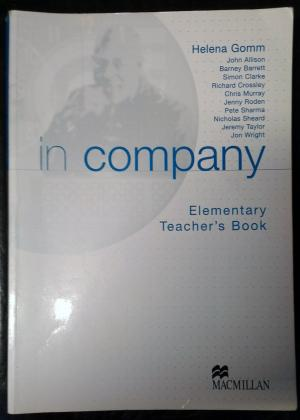 Bildtext: in company - Elementary / Teacher's Book von Mark Powell, Simon Clarke