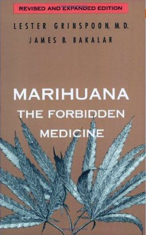 Bildtext: Marihuana, the Forbidden Medicine: Revised and Expanded Edition von Grinspoon, Lester Bakalar, James