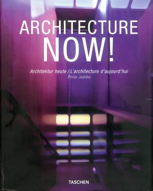 Bildtext: Architecture Now! von Jodidio, Philip