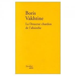 Bildtext: La Douceur chardon de labsinthe von Boris Vakhtine