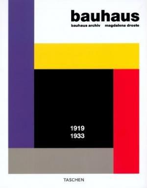 Bildtext: Bauhaus 1919-1933 von Magdalena Droste