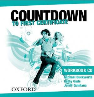 Bildtext: Countdown to First Certificate: Class Audio CD, Audiobook, Audio CD von Michael Duckworth, Kathy Gude