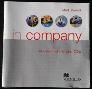 Bildtext: In Company Intermediate: Class CD's 2 CD's, Audiobook, Audio CD von Mark Powell