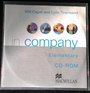 Bildtext: In Company Elementary Student's CD-ROM von Will Capell, Lynn Townsend