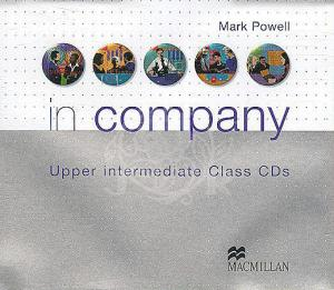 Bildtext: In Company - Upper Intermediate class CD's 3 CD's, Audiobook, Audio CD von Mark Powell