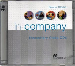 Bildtext: In Company: Elementary: Class CD's 2 CD's, Audiobook, Audio CD von Mark Powell, Simon Clarke