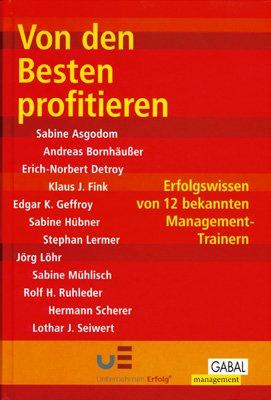 Bildtext: Von den Besten profitieren von Scherer, Hermann