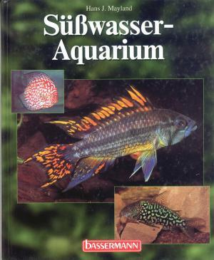 Bildtext: Süsswasser-Aquarium von Mayland, Hans J