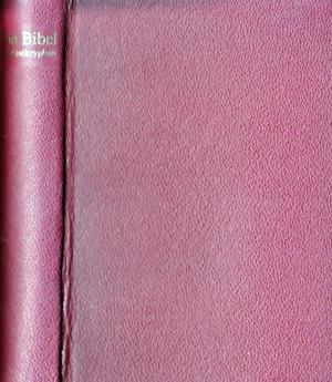 Bildtext: Antiqua - Taschenbibel, Rote Ausgabe, (ohne Apokryphen),  Revidierter Text 1975 von Evangelische Kirche