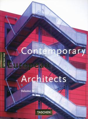 Bildtext: Contemporary European Architects  Vol.4 von Jodidio, Philip