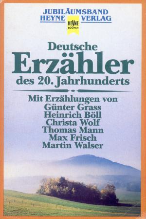 Bildtext: Deutsche Erzähler des 20. Jahrhunderts von Günther Fetzer (Herausgeber), diverse