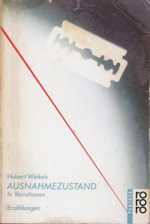 Bildtext: Ausnahmezustand ,  In Variationen von Winkels, Hubert