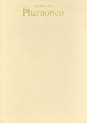 Bildtext: Die Welt der Pharaonen von Stierlin, H.