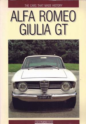 Bildtext: Alfa Romeo Giulia Gt (The Cars That Made History) von Brizio Pignacca
