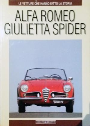 Bildtext: Alfa Romeo Giulietta Spider von Derosa Gaetano, Angelo Tito Anselni