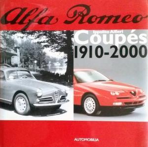 Bildtext: Alfa Romeo Coupés 1910-2000 von Ippolito Alfieri