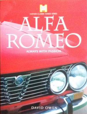 Bildtext: Alfa Romeo: Always with Passion von David Owen
