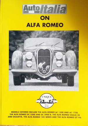 Bildtext: Auto Italia on Alfa Romeo von Phil Ward