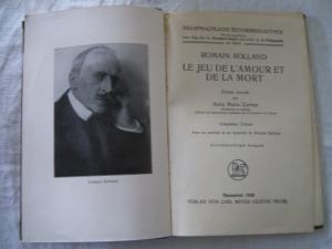 Le Jeu de l'Amour et de la Mort (Neusprachliche Reformbibliothek Band 60)