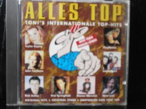 ALLES TOP - Toni's internationale Top-Hits