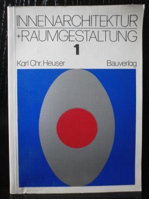 Innenarchitektur Buch innenarchitektur raumgestaltung band 1 karl chr buch