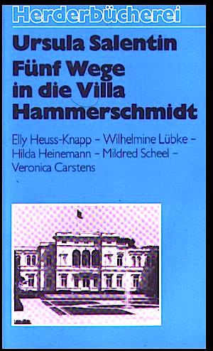 Fünf Wege in die Villa Hammerschmidt