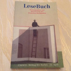 Lesebuch, Herausgegeben vom Börsenverein des deutschen Buchhandels