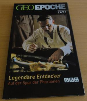 geo epoche dvd legend re entdecker auf der spur der pharaonen film gebraucht kaufen. Black Bedroom Furniture Sets. Home Design Ideas