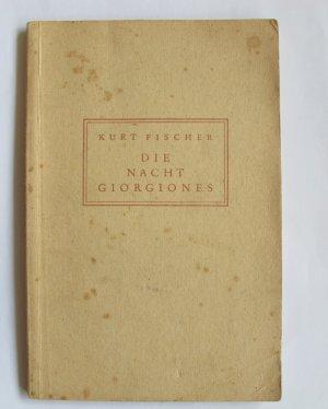 Die Nacht Giorgiones