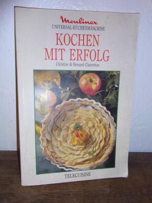 """Kochen mit Erfolg - Moulinex Universal-Küchenmaschine"""" (Christine ..."""