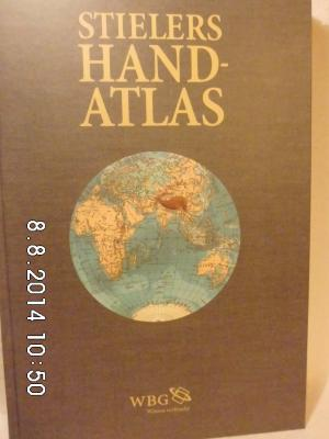 9783534208876 - Stielers Hand-Atlas - 도 서