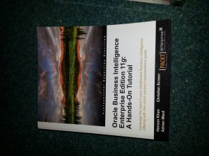 Bildtext: Oracle Business Intelligence Enterprise Edition 11g: A Hands-On Tutorial von Screen, Christian Khan, Haroun Ward, Adrian
