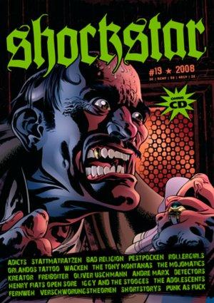 Bildtext: Pankerknacker #19 (Shockstar) von Autorenkollektiv