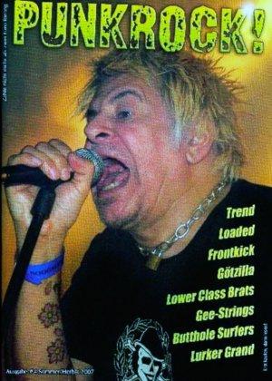 Bildtext: Punkrock! Nr.4 - Fanzine von Autorenkollektiv