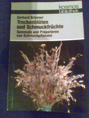 Trockenblüten und Schmuckfrüchte. Sammeln und präparieren von Schmuckpflanzen