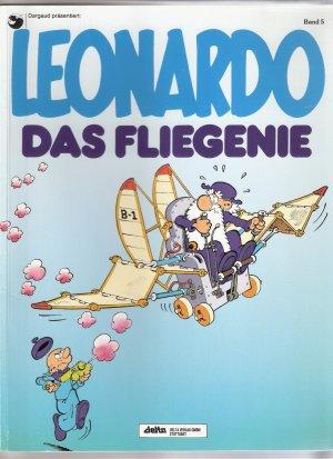 Leonardo / Das Fliegenie - de Groot & Turk