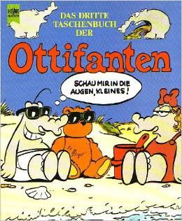 Bildtext: Das dritte Buch der Ottifanten von Waalkes, Otto
