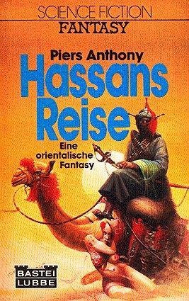 Bildtext: Hassans Reise von Piers Anthony