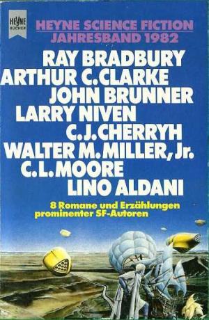Bildtext: Heyne Science Fiction Jahresband 1982 von Jeschke,Wolfgang (Hrsg.)