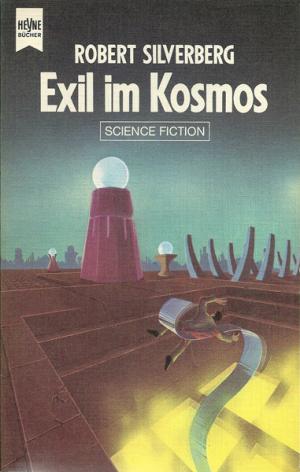 Bildtext: Exil im Kosmos von Robert Silverberg
