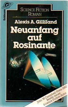 Bildtext: Neuanfang auf Rosinante von Alexis A.Gilliland