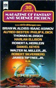 Bildtext: Dreißig Jahre Magazine of Fantasy and Science Fiction von Edward L.: Ferman (Hrsg.)