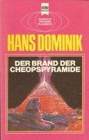 Bildtext: Der Brand der Cheopspyramide von Dominik, Hans