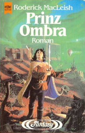 Bildtext: Prinz Ombra von MacLeish, Roderick